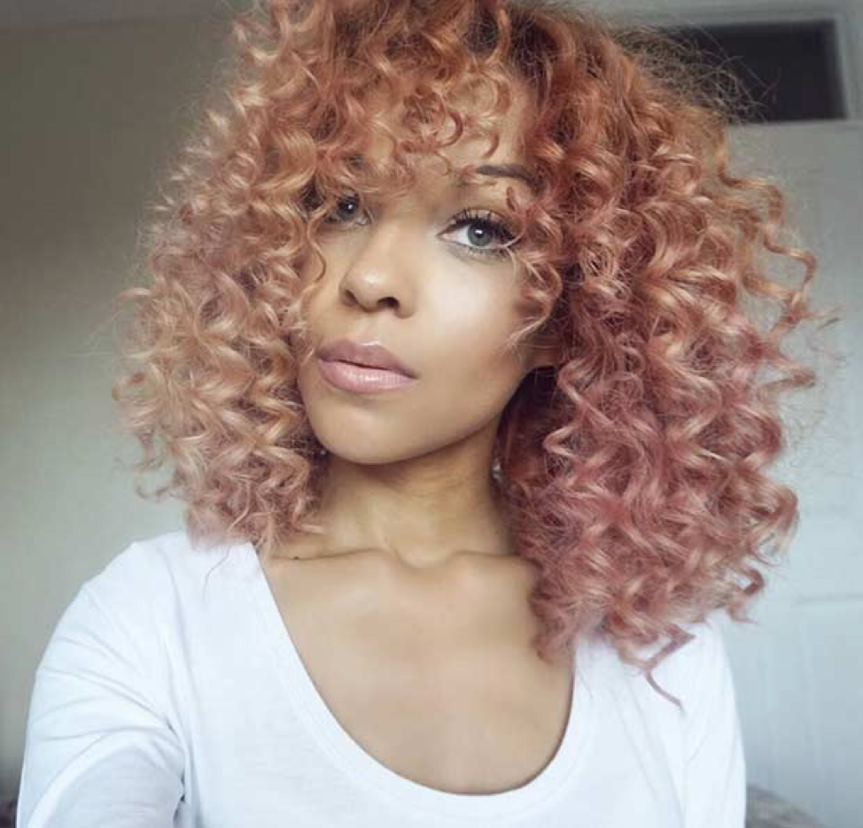 Trend To Try Rose Gold Is Your Next Summer Hair Color