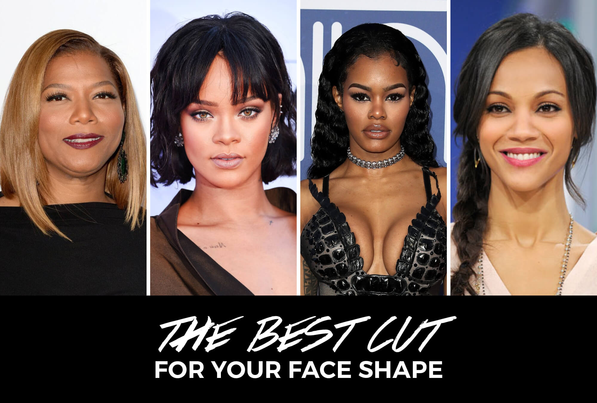 Miraculous Own Your Angles The Best Haircut For Your Face Shape Natural Hairstyles Runnerswayorg