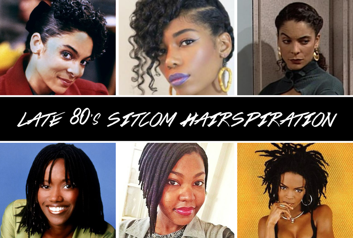 Awesome Sitcom Hairspiration Living Freshly Different In The 80S Schematic Wiring Diagrams Phreekkolirunnerswayorg