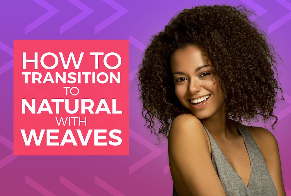 How I Ruined My Natural Hair & Fixed It With Weaves