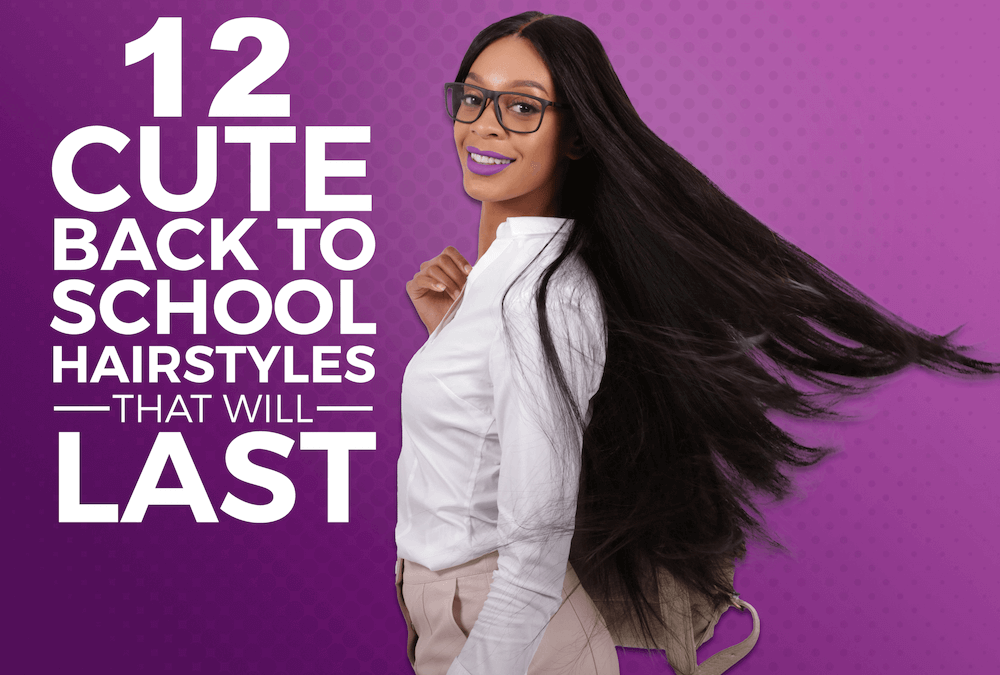 Home For The Holidays: 12 Back To School Hairstyles That Will Last