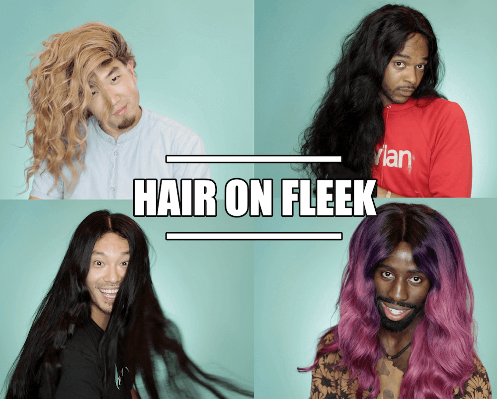 The Mayvenn Men Become YouTube Hair Guru's [WATCH]