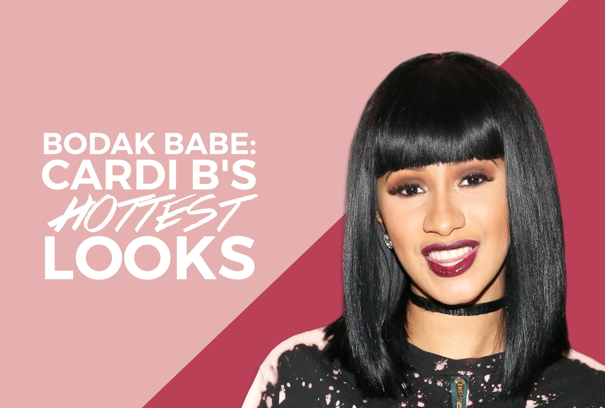 Bodak Babe: How Cardi B. Rose To The Top Of The Style (& Rap!) Charts