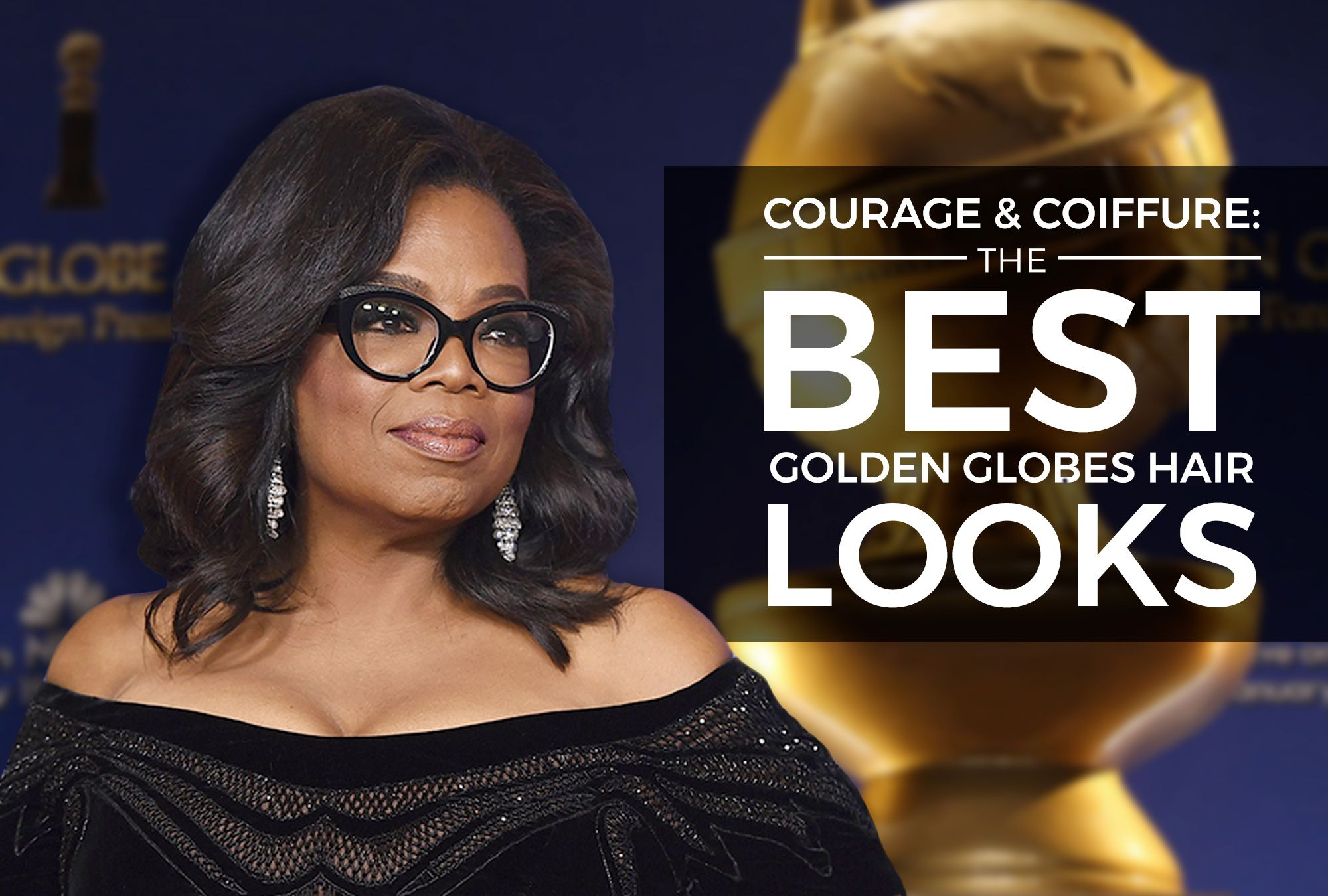 Courage & Coils: Celebrating The Blackest Golden Globes Yet