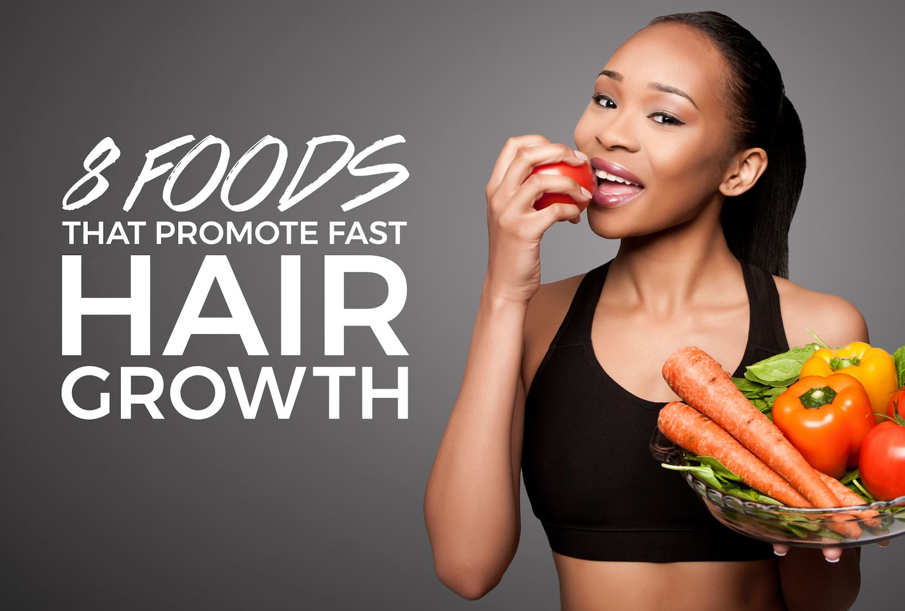 Food As Medicine: Eat Your Way To Hair Health With These Nutritious Foods