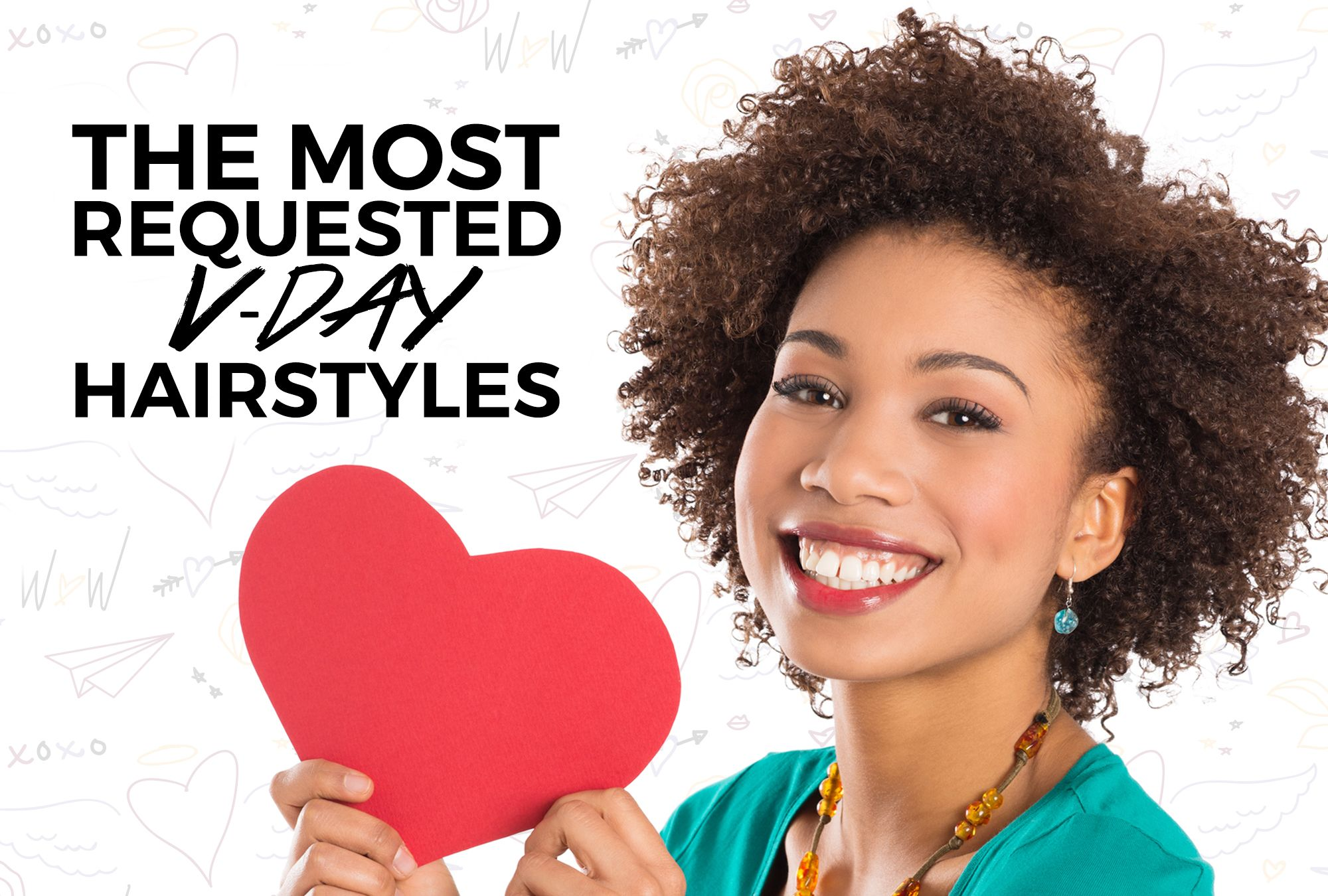 Stylists Dish On Their Most Requested Valentine's Day Hair Looks