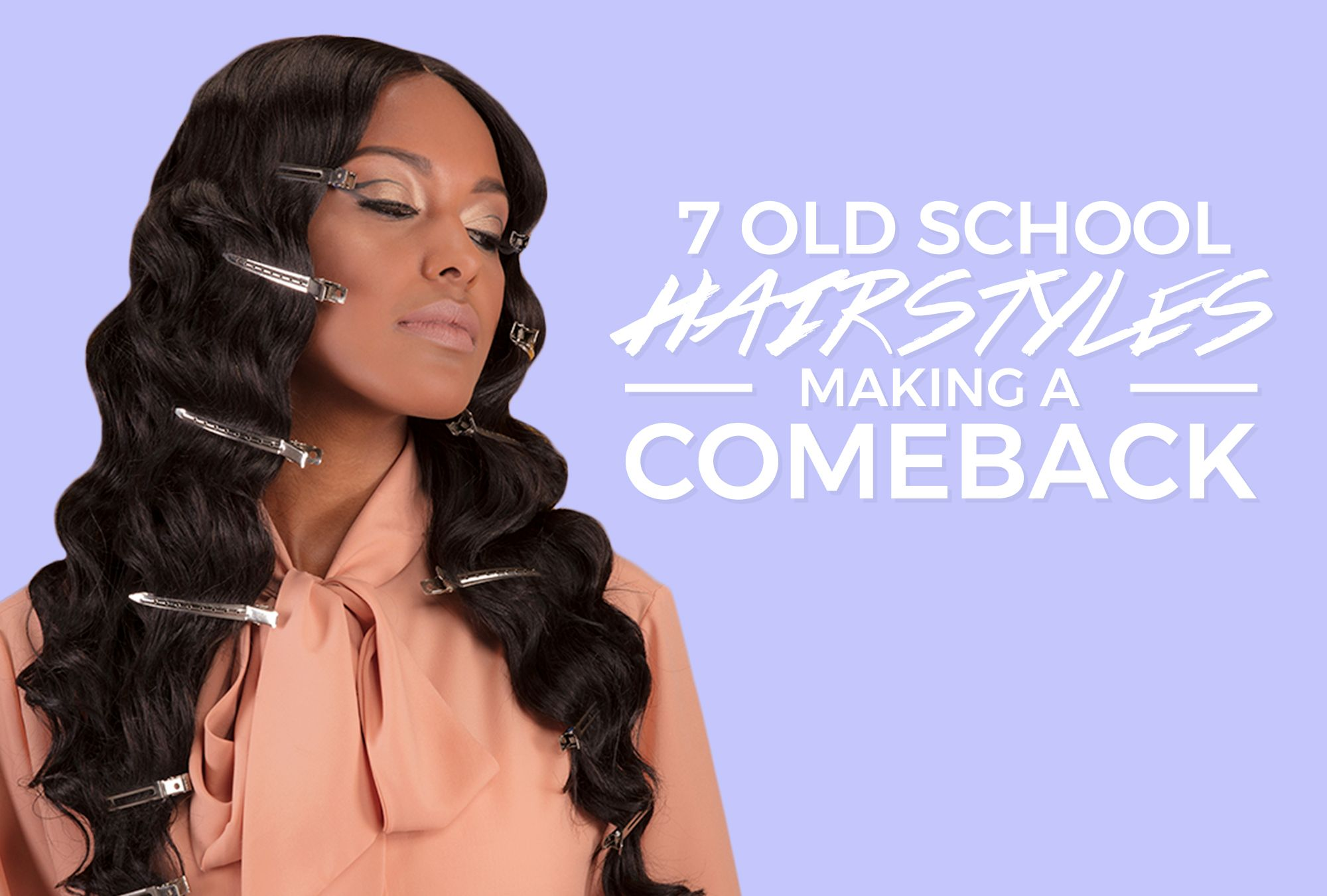 7 Throwback Styles Making A Comeback