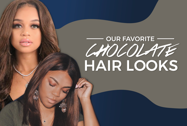 Our Favorite Chocolate Hair Looks