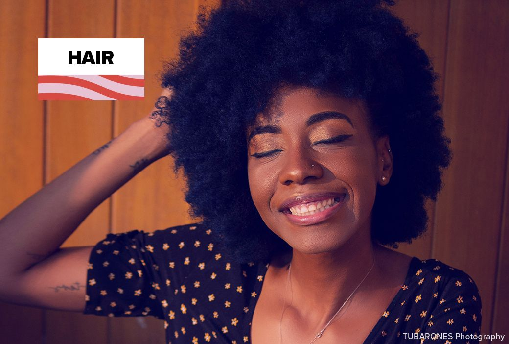For Deep Conditioning Natural Hair