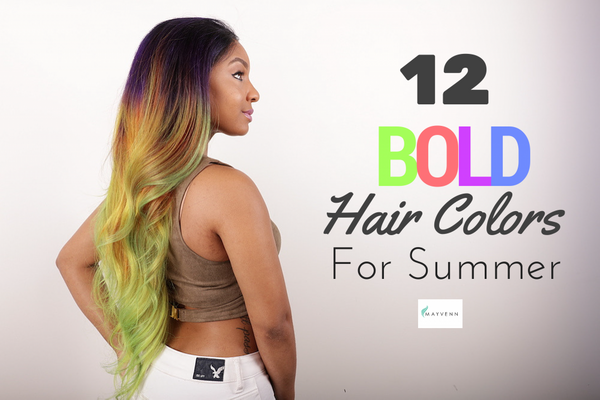 Hair Dare: Go Bold With Your Color