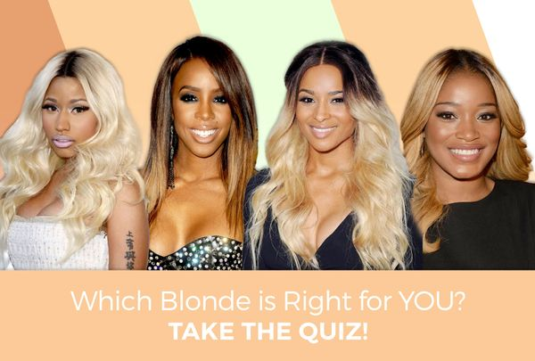 Want To Know The Perfect Blonde For Your Skin Tone? | Take The Quiz!