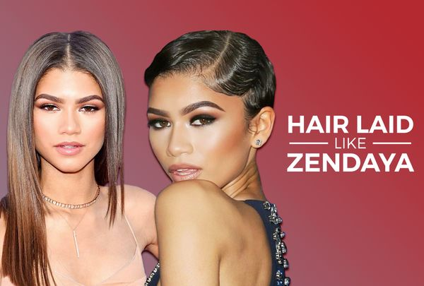Proof That Zendaya Is Hair Goals