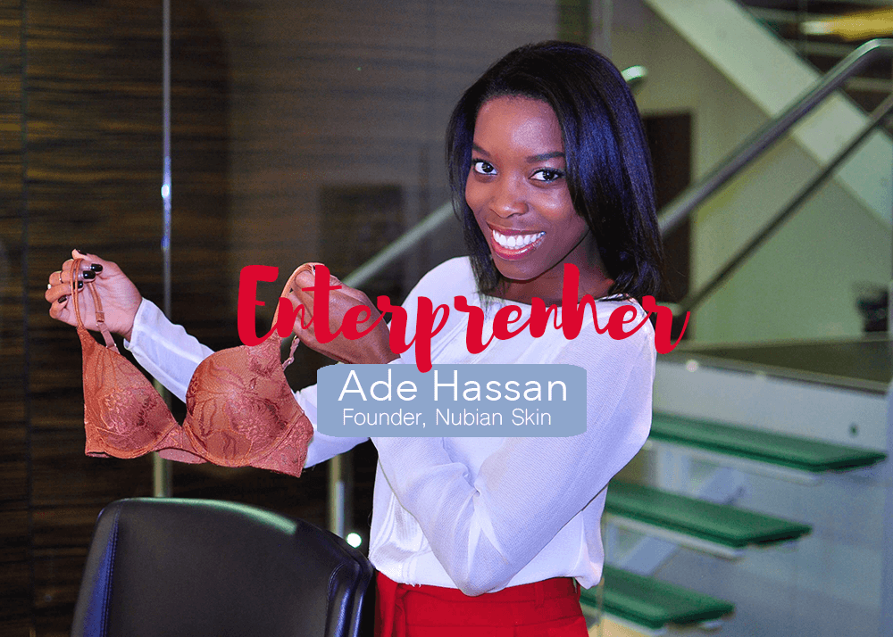 "EntreprenHER: How This Founder Is Redefining The Word ""Nude"""
