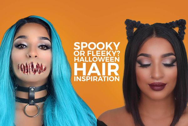 Spook Your Weave Up: 11 Halloween Hairstyles That Will Inspire You