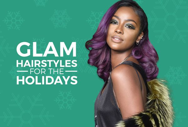 10 Glamorous Celebrity Hairstyles To Rock At Your Next Holiday Party