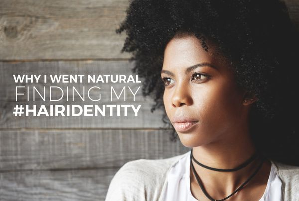 How Embracing My Curls Helped Me Embrace Myself | My #Hairdentity