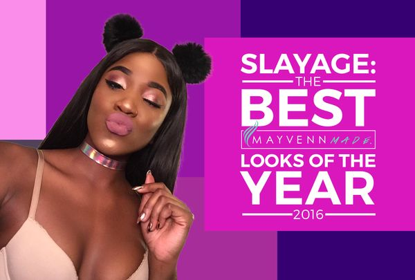 The Best Hair Trends of 2016 | #MayvennMade