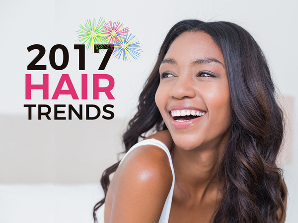 New Hair, Who Dis: 3 Hair Trends For 2017 We Love
