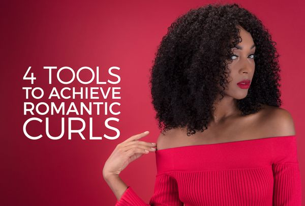Trend Alert: 4 Ways to Achieve Romantic Curls