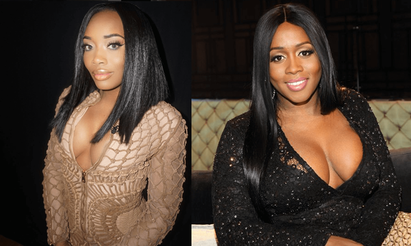 Issa Sleek Look At The Love & Hip Hop Reunion