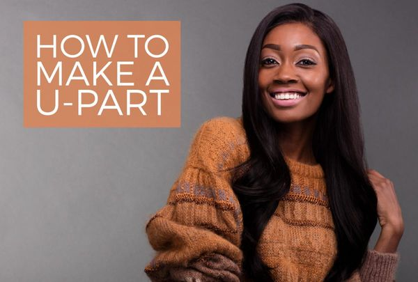 Weave 101: How To Make A U-Part Wig