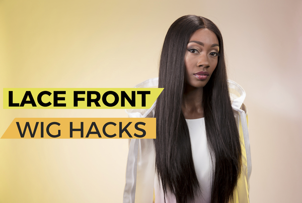 Lace 101 Hacks: How To Make Your First Lace Front Wig