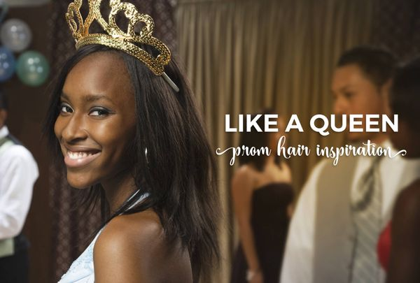 6 Gorgeous Hairstyles Fit For The Prom Queen