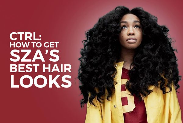 SZA's Best Hair Looks (And How To Get Them!)
