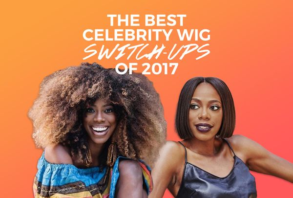 The Best Celebrity Wig Switch-Ups Of 2017 (So Far)