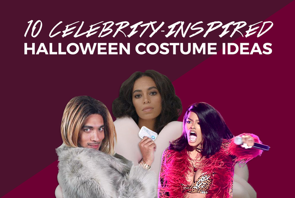 10 Halloween Costumes & Hairdos Inspired By Your Fave Celebs