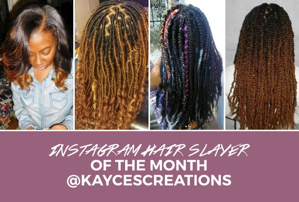 Instagram #Hairslayer Of The Month: The Natural Hair Protector