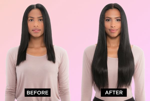 Instant Long Hair Alert: How To Install Mayvenn Seamless Clip-Ins