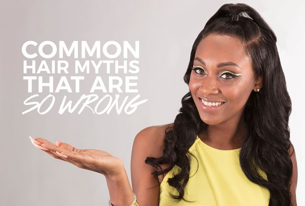 True or False? Common Hair Theories That Are Oh So Wrong