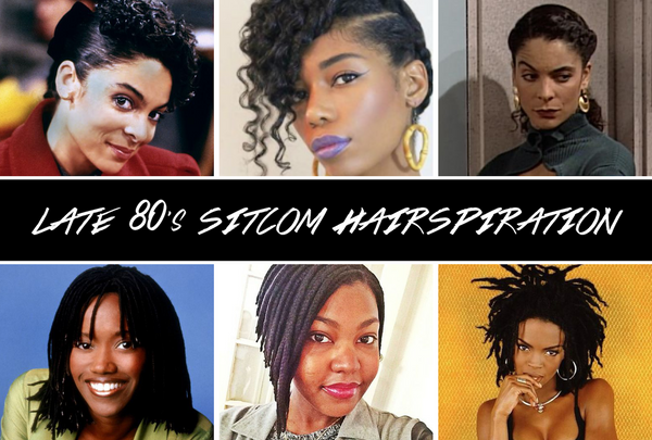 Sitcom Hairspiration: Living Freshly Different In The 80's