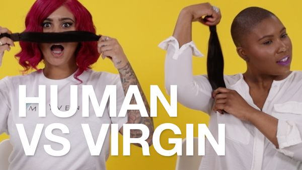 We Asked Women On The Street If They Know The Difference Between Human & Virgin Hair...