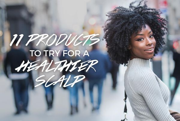 Dry, Itchy Scalp Problems? Here Are 11 Products To Solve It!