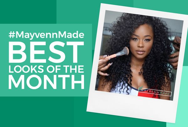 #MayvennMade: 12 Of The Best Mayvenn Hair Looks Of March