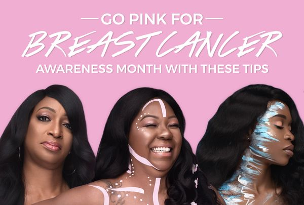 Go PINK for Breast Cancer Awareness Month With These Tips