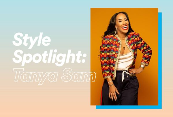 Style Spotlight: Tanya Sam - From Techie to (Reality) TV