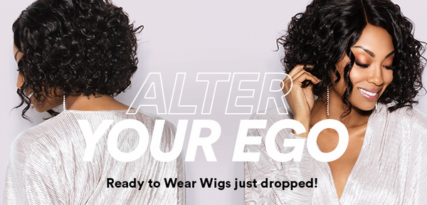 Meet Our Ready to Wear Wigs