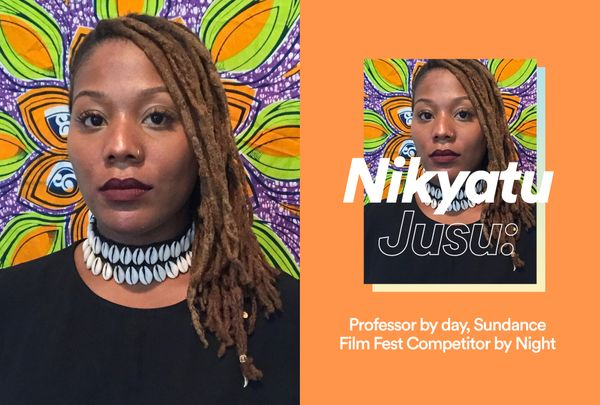 Nikyatu Jusu: Professor by day, Sundance Film Fest Competitor by Night