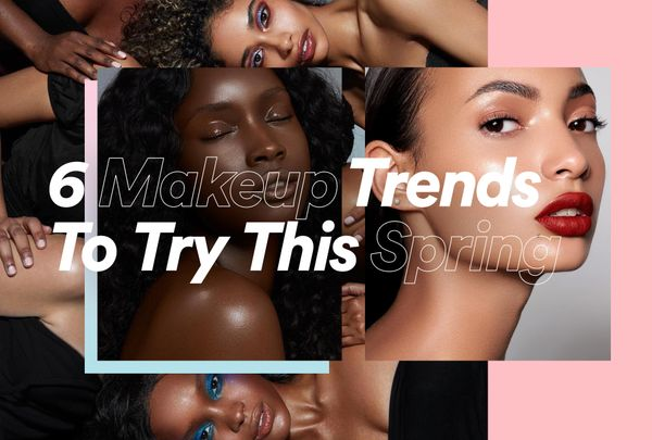 6 Makeup Trends To Try This Spring