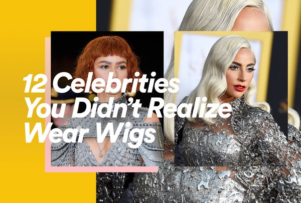 12 Celebrities Who You Probably Didn't Realize Wear Wigs
