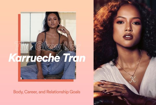 The Glow Up: Karrueche Tran is Body, Career and Relationship Goals