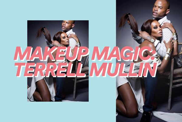 Makeup Magic: Terrell Mullin