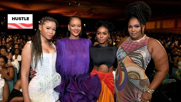 Black Girl Magic At The NAACP Image Awards 2020